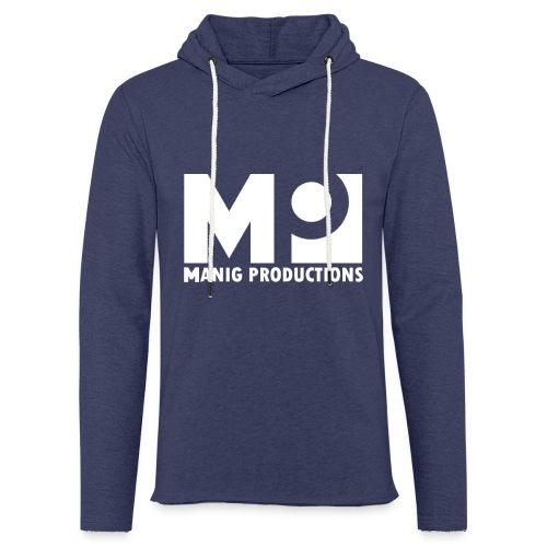ManigProductions White Transparent png - Light Unisex Sweatshirt Hoodie
