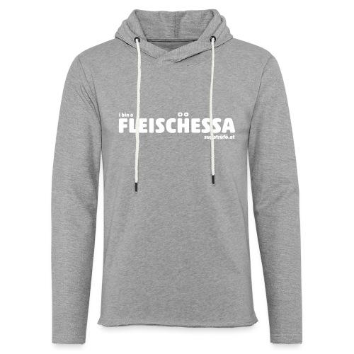 supatrüfö FLEISCHESSA - Leichtes Kapuzensweatshirt Unisex
