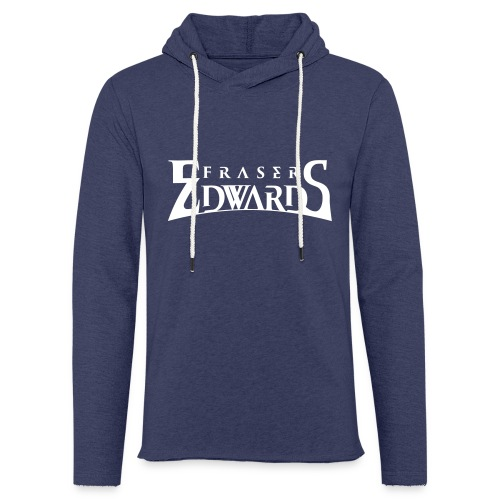 Fraser Edwards Men's Slim Fit T shirt - Light Unisex Sweatshirt Hoodie