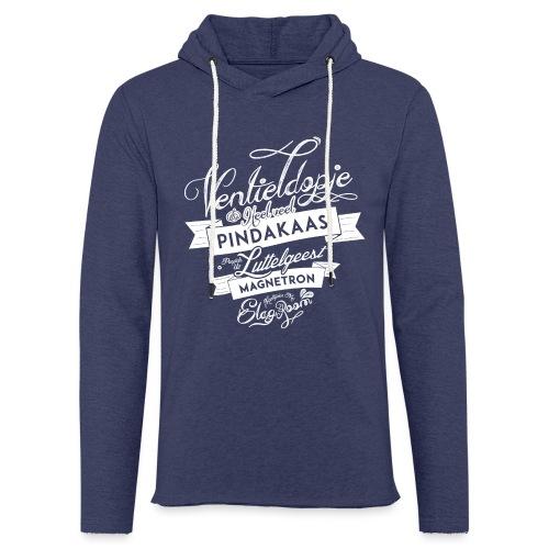 Ventieldopje - Lichte hoodie unisex