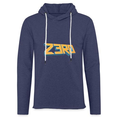 The Z3R0 Shirt - Light Unisex Sweatshirt Hoodie