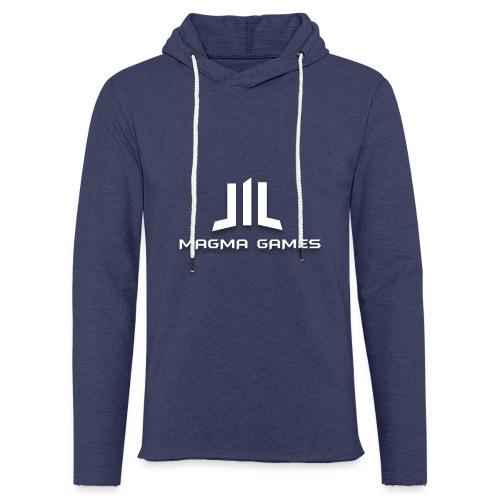 Magma Games mok zwart met - Lichte hoodie unisex