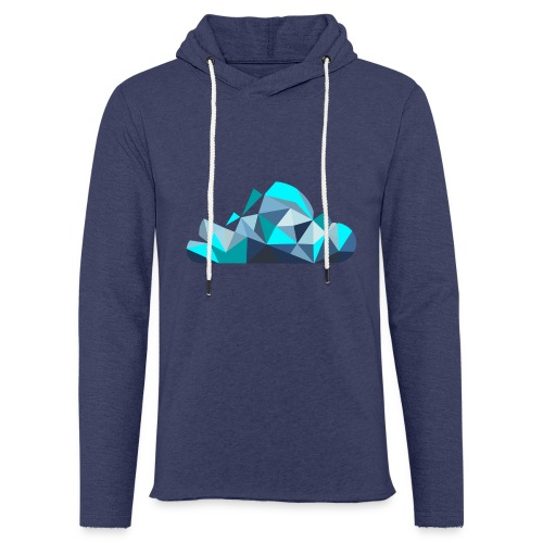 'CLOUD' Mens T-Shirt - Light Unisex Sweatshirt Hoodie