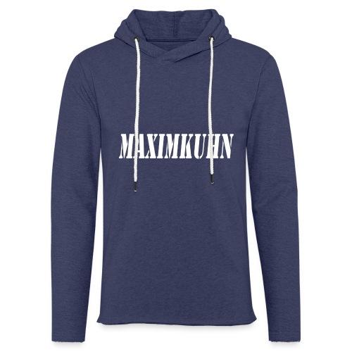 maximkuhn - Lichte hoodie unisex