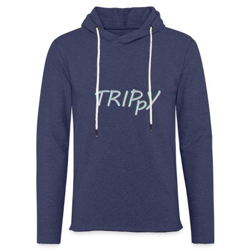 Trippy Original - Lätt luvtröja unisex