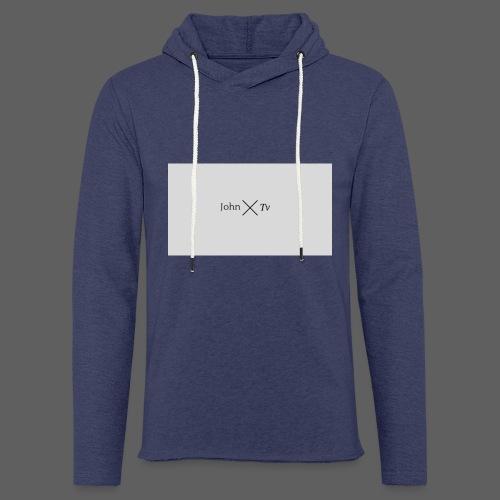 john tv - Light Unisex Sweatshirt Hoodie