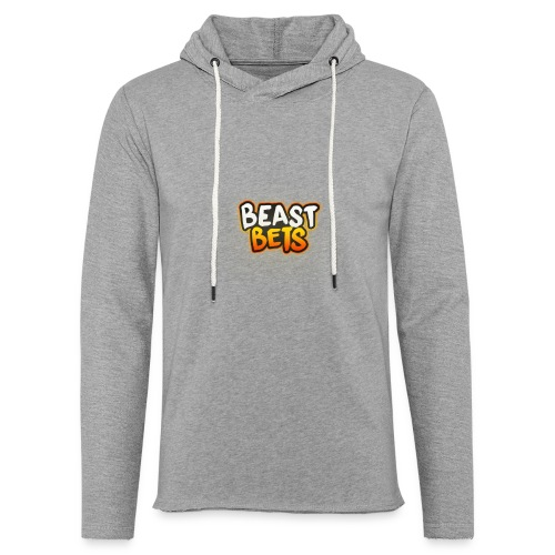 BeastBets - Let sweatshirt med hætte, unisex