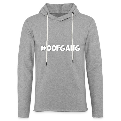 #OOFGANG MERCHANDISE - Light Unisex Sweatshirt Hoodie