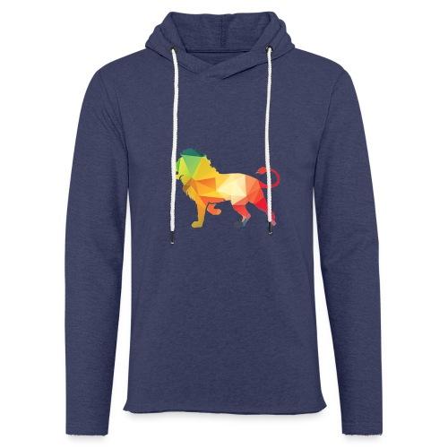 lion - Lichte hoodie unisex