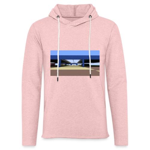 2017 04 05 19 06 09 - Sweat-shirt à capuche léger unisexe