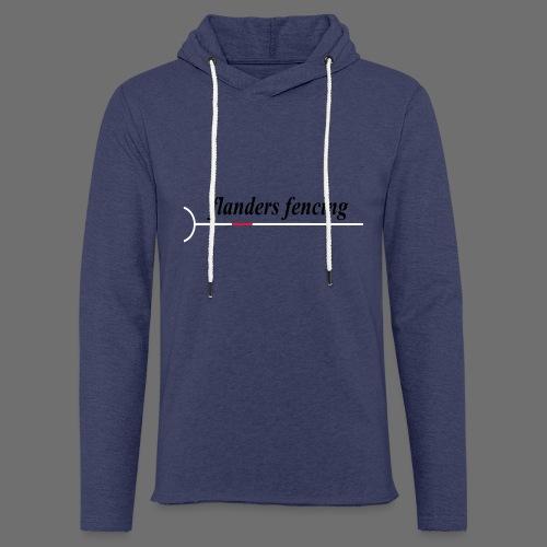 Flanders Fencing - Lichte hoodie unisex