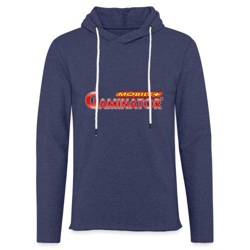 Gaminator logo - Light Unisex Sweatshirt Hoodie