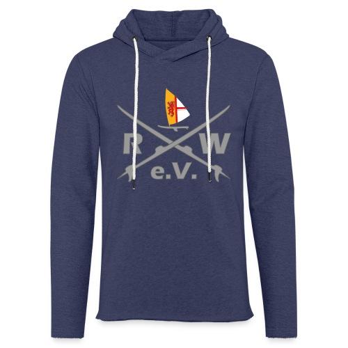 RWeV Boards Grey - Leichtes Kapuzensweatshirt Unisex