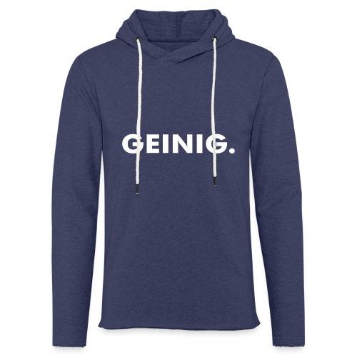 GEINIG. - Lichte hoodie unisex