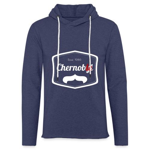 Chernoble - Sweat-shirt à capuche léger unisexe