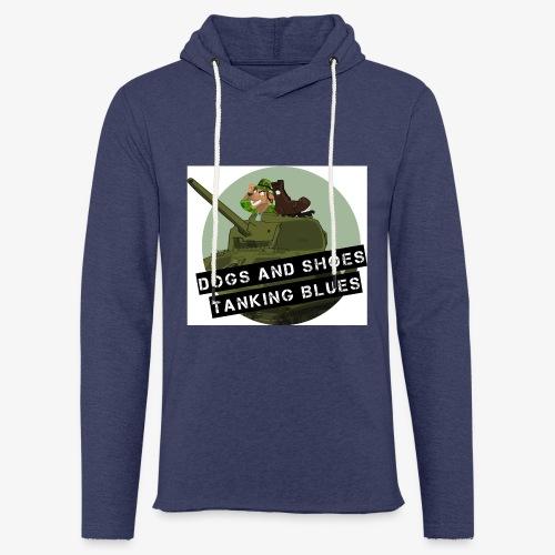 logo dogs nieuw - Lichte hoodie unisex