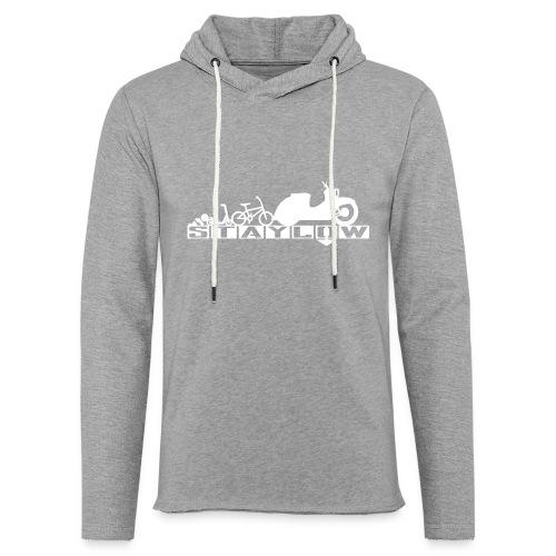 STAYLOW BMX - Leichtes Kapuzensweatshirt Unisex