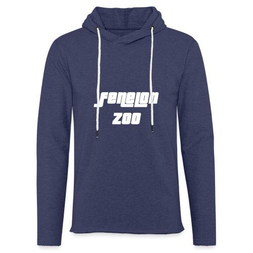Fenelon Zoo - Sweat-shirt à capuche léger unisexe