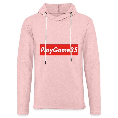 PlayGame35 - Felpa con cappuccio leggera unisex