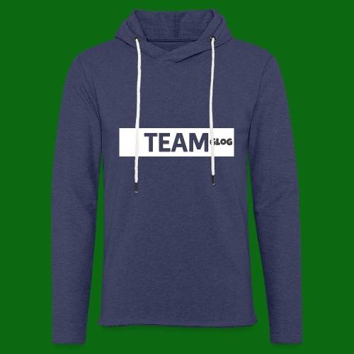 Team Glog - Light Unisex Sweatshirt Hoodie