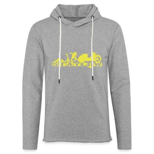STAYLOW Skater - Leichtes Kapuzensweatshirt Unisex