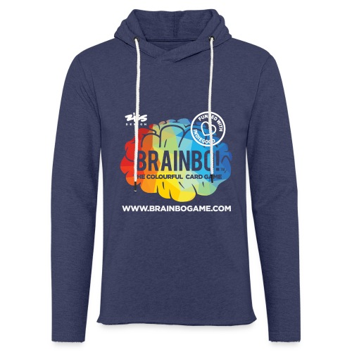 BRAINBO - Light Unisex Sweatshirt Hoodie