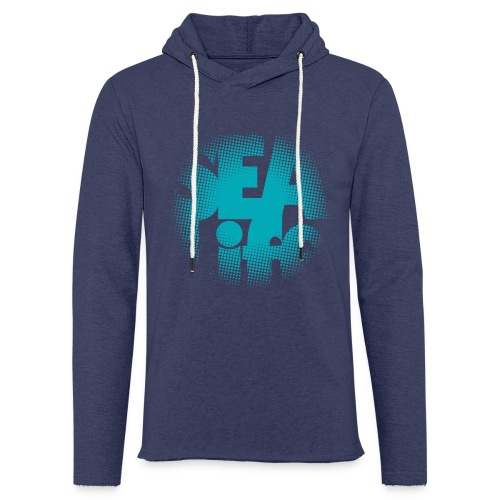 Sealife surfing tees, clothes and gifts FP24R01A - Kevyt unisex-huppari