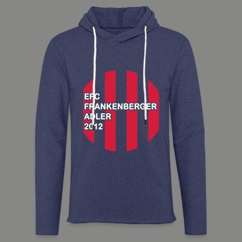 EFC Trikot-Style - Leichtes Kapuzensweatshirt Unisex