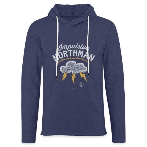 Impulsive Northman - Let sweatshirt med hætte, unisex