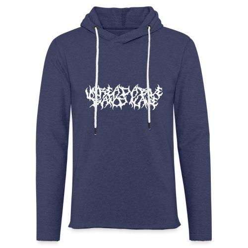 UNREADABLE BAND NAME - Light Unisex Sweatshirt Hoodie