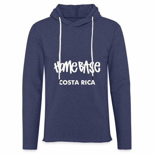 WORLDCUP Costa Rica - Leichtes Kapuzensweatshirt Unisex