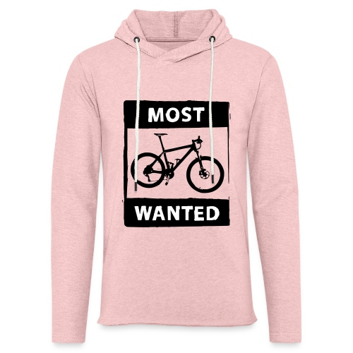 MTB - most wanted 2C - Leichtes Kapuzensweatshirt Unisex