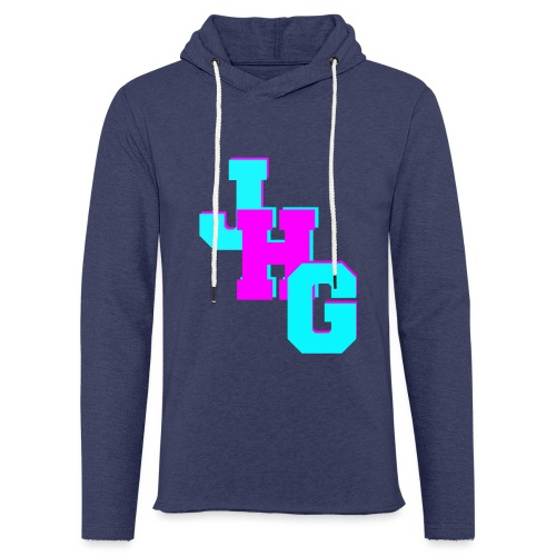 JHG Logo Merch - Lichte hoodie unisex