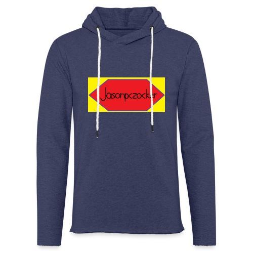 Jasonpczocker Design für gelbe Sachen - Leichtes Kapuzensweatshirt Unisex