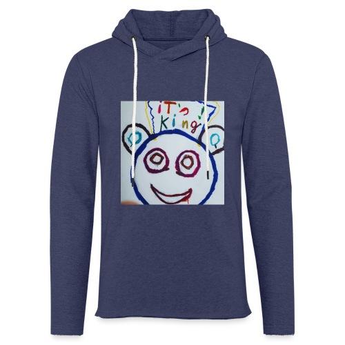 de panda beer - Lichte hoodie unisex