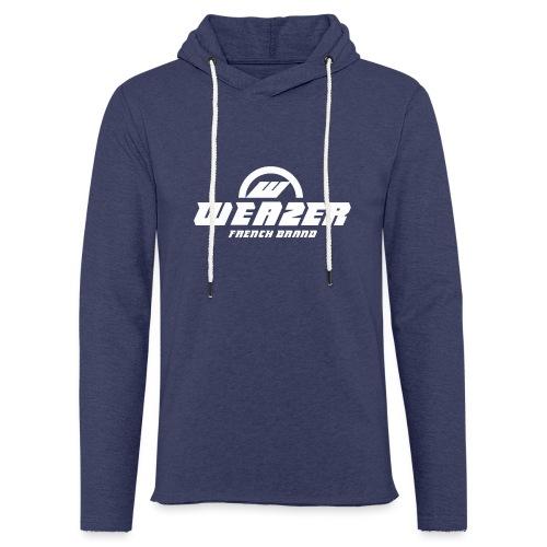 Weazer - Sweat-shirt à capuche léger unisexe