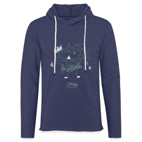 The Hochkoenig Monster - Light Unisex Sweatshirt Hoodie