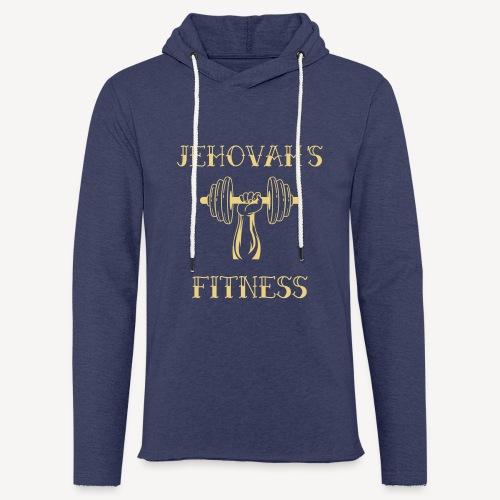 JEHOVAH'S FITNESS - Light Unisex Sweatshirt Hoodie