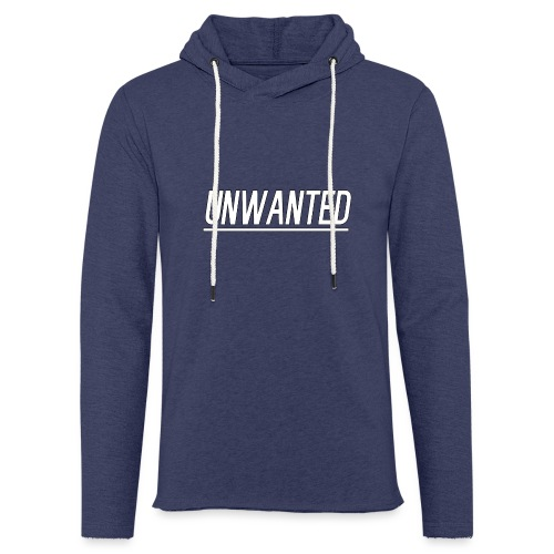 UNWANTED Logo Tee White - Light Unisex Sweatshirt Hoodie