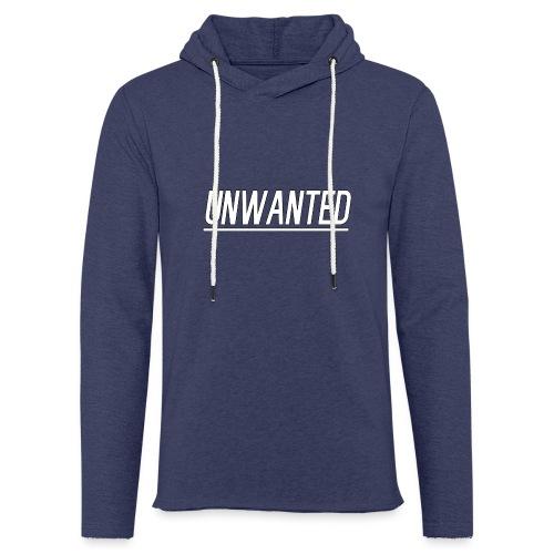 UNWANTED Logo Tee White - Light Unisex Sweatshirt Hoodie