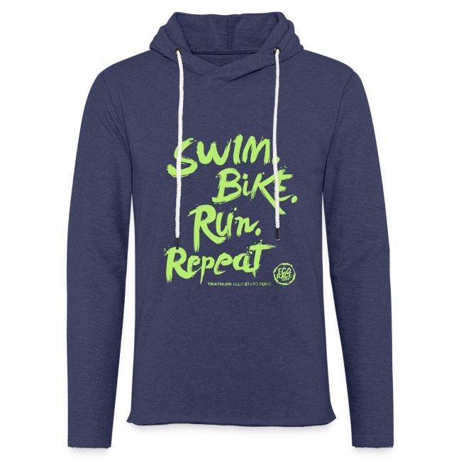 Swim. Bike. Run. Repeat