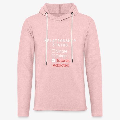 stato delle relazioni - Felpa con cappuccio leggera unisex