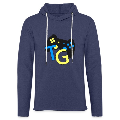logoTG - Lekka bluza z kapturem