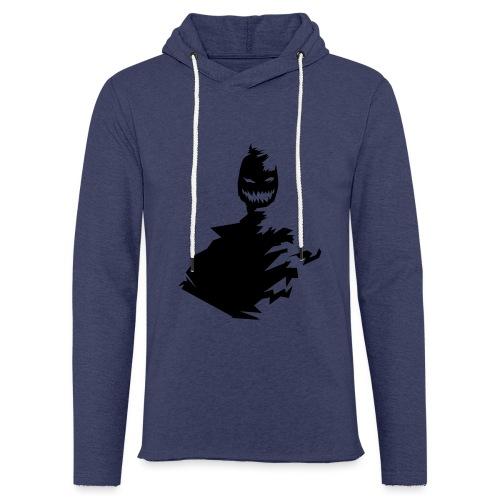 t shirt monster (black/schwarz) - Leichtes Kapuzensweatshirt Unisex