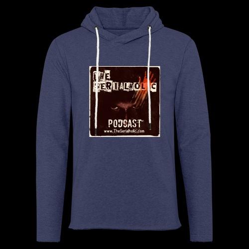 The Serialholic Podcast - Light Unisex Sweatshirt Hoodie