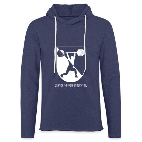 Modern Logo - Lichte hoodie unisex