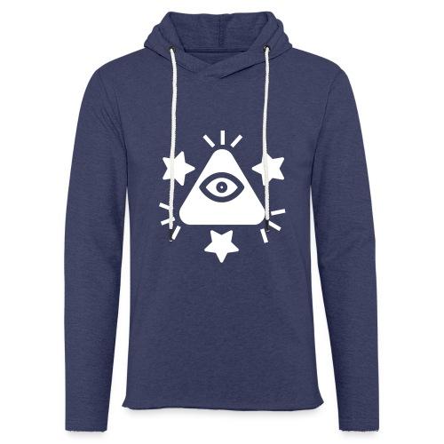 Illuminat ux - Sweat-shirt à capuche léger unisexe