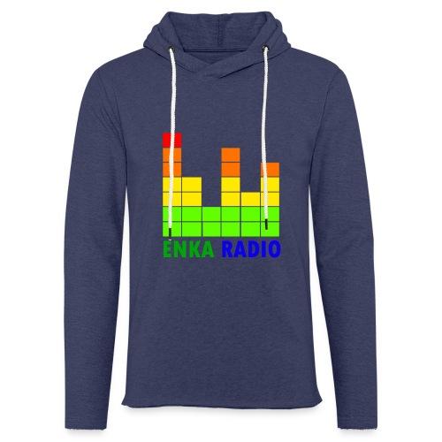 Enka radio - Sweat-shirt à capuche léger unisexe