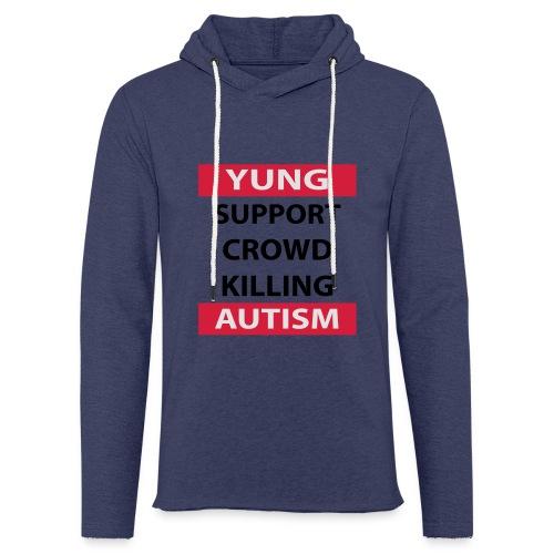 Crowdkill - Lichte hoodie unisex