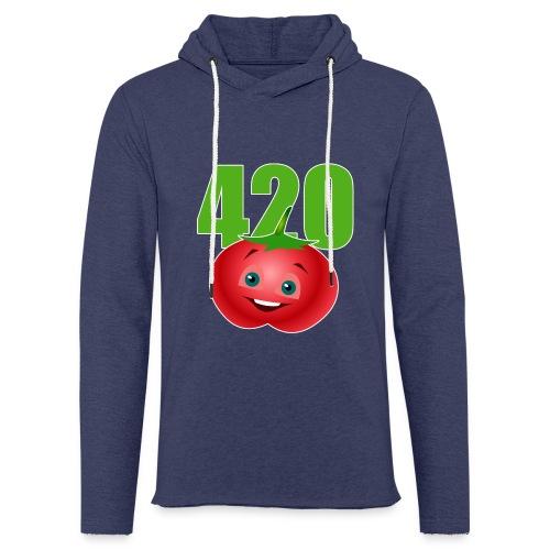 Tomate 420 - Leichtes Kapuzensweatshirt Unisex